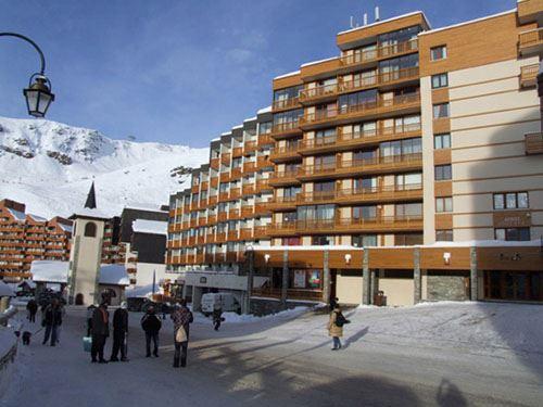 Lägenhet för upp till 2 personer med 1 rum på Hauts de Vanoise - Val Thorens