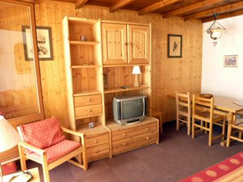 Lägenhet för upp till 5 personer med 3 rum på Lac Blanc - Val Thorens