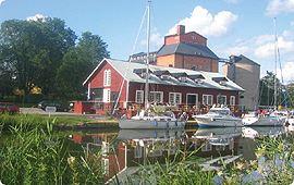 Norsholm/Kapten Bille´s, STF Vandrarhem