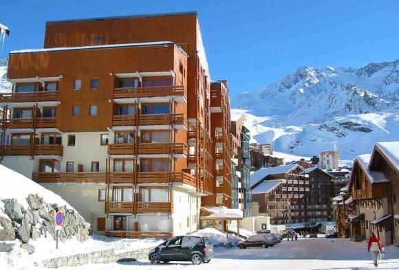 Lägenhet för upp till 4 personer med 2 rum på Lauzieres - Val Thorens