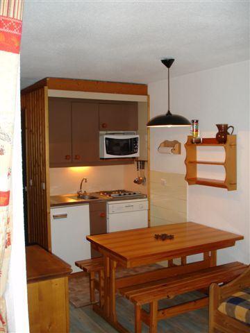 Leilighet for opp til 4 personer med 2 rom på Lauzieres - Val Thorens