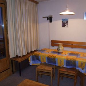 Lägenhet för upp till 4 personer med 1 rum på Névés - Val Thorens