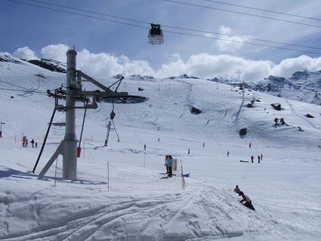 Leilighet for op til 3 personer med 1 rom på Olympic - Val Thorens