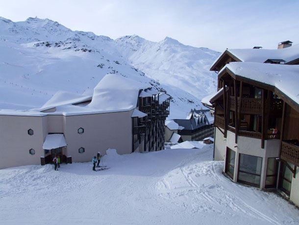 Leilighet for opp til 4 personer med 2 rom på Reine Blanch - Val Thorens