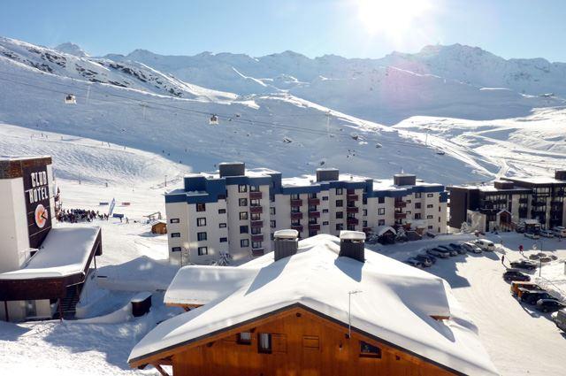 Leilighet for opp til 5 personer med 2 rom på Serac - Val Thorens
