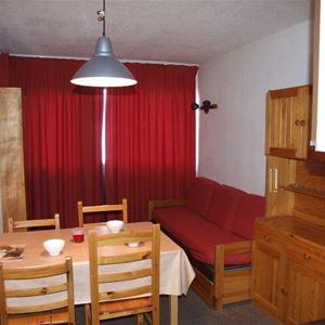 Lägenhet för upp till 4 personer med 2 rum på Vanoise