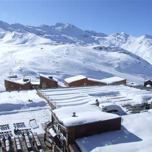 Lägenhet för upp till 2 personer med 1 rum på Vanoise - Val Thorens