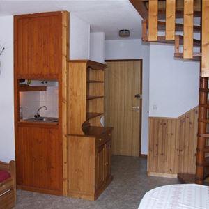 Lägenhet för upp til 6 personer med 2 rum på Zenith - Val Thorens