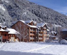 Lägenhet för upp till 4 personer med 1 rum på Jardin Alpin Edelweiss - Serre Chevalier