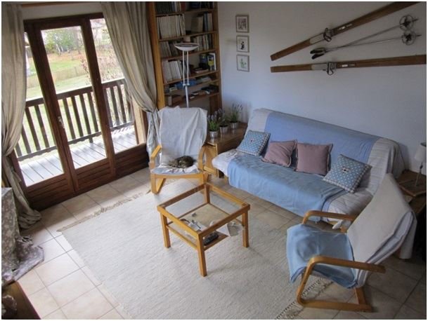 Leilighet for opp til 8 personer med 5 rom på Le Rocher - Monetier les Bains
