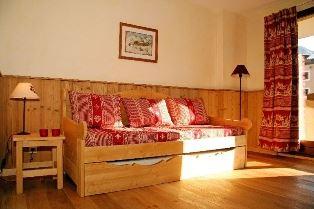 Lägenhet för upp till 2 personer med 1 rum på Le Signal du Prorel - Briançon