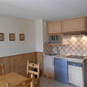Lägenhet för upp till 6 personer med 2 rum på Le Signal du Prorel - Briançon