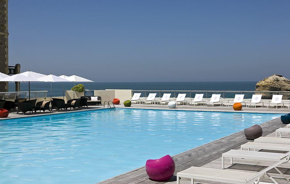 Sofitel Biarritz Le Miramar Thalassa sea & spa