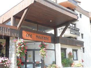 Leilighet for opp til 4 personer med 1 rom på Les Melezes - Chantemerle