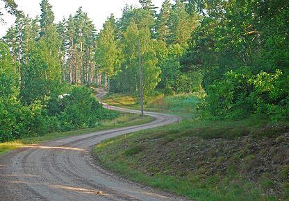 Robert Ekholm, Mölleryds naturreservat