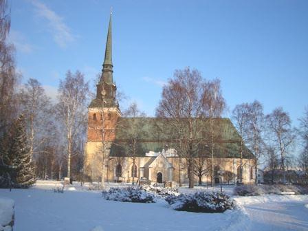 Luciahögtid i Mora kyrka