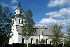 Luciavesper i Sollerö kyrka