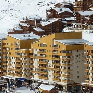 Lägenhet för upp till 4 personer med 2 rum på Vanoise - Val Thorens