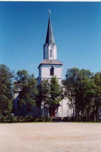 Saltstraumen kirke