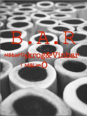 B.A.R Krog och Vinbar, B.A.R krog & vinbar