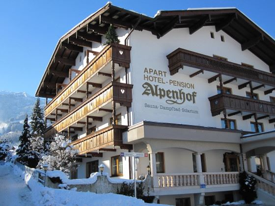 Apart Hotel Pension Alpenhof - Mayrhofen