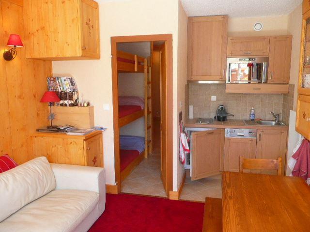 Lac du Lou 113 / appartement 2 pièces 5/6 personnes