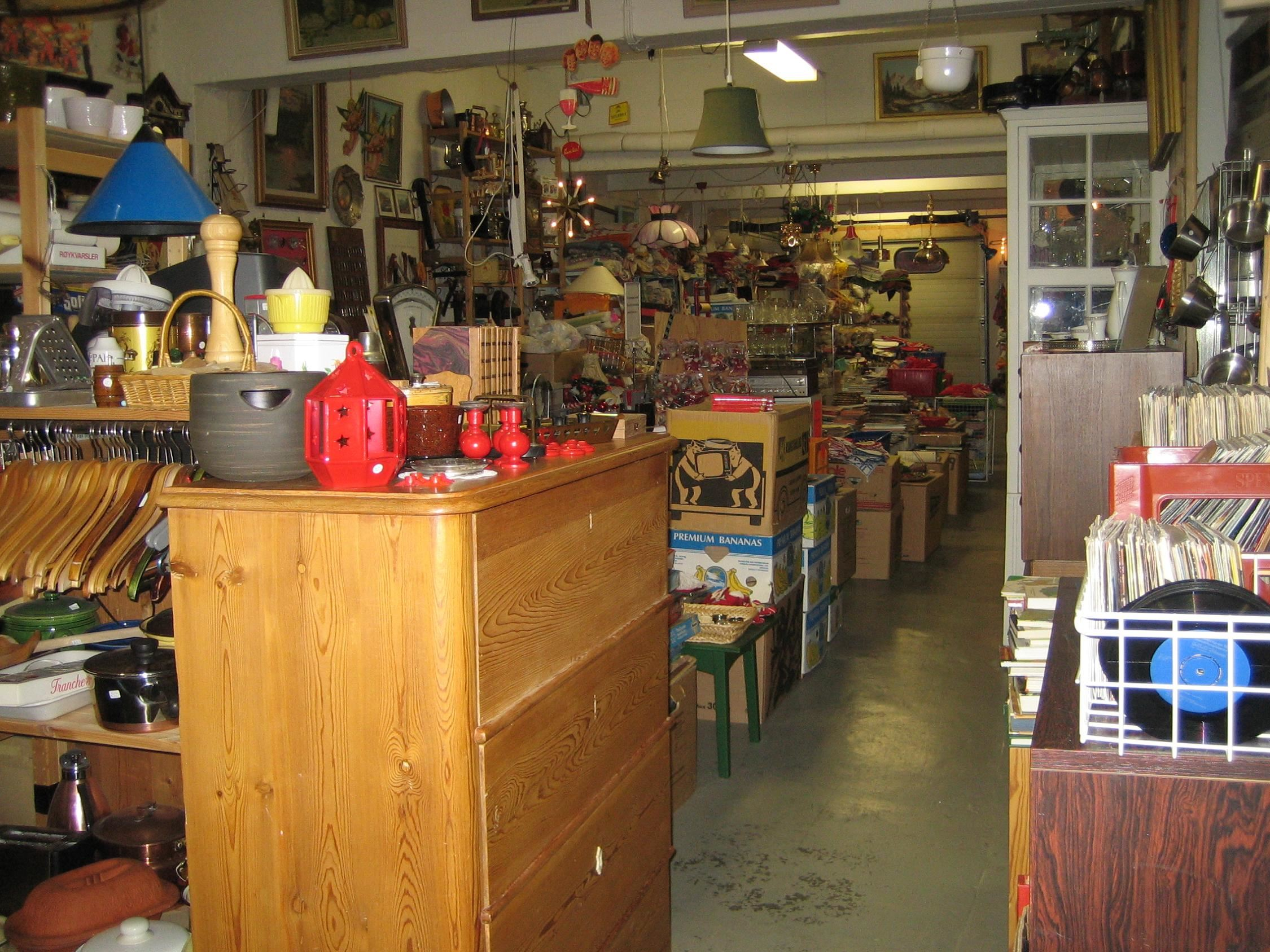 Antique and Flea Market