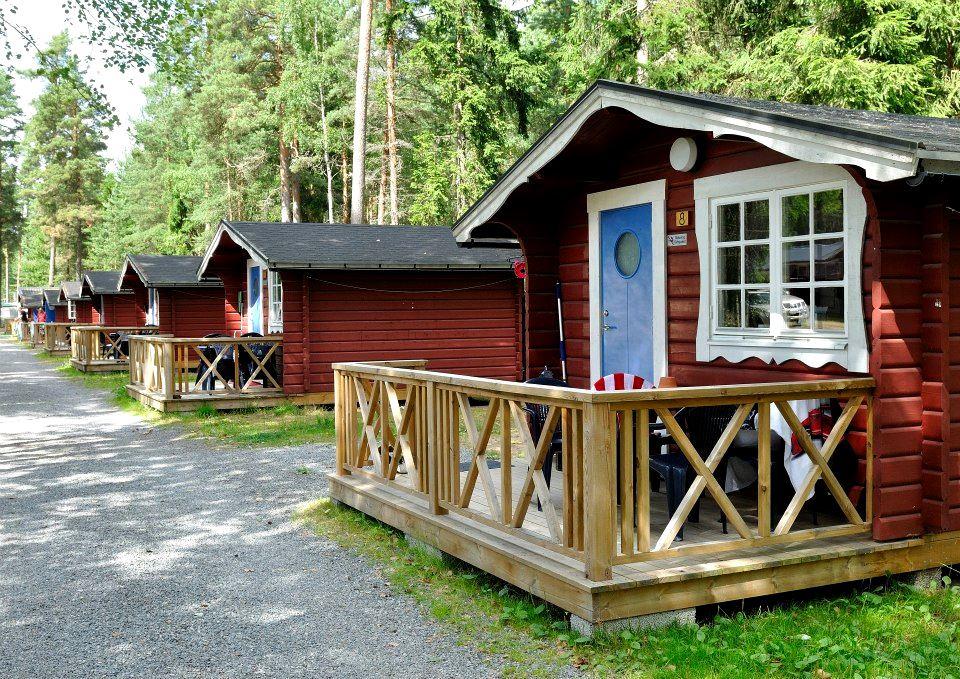 Karlstad SweCamp Bomstadbaden/Ferienhäuser