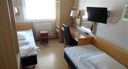 Håknäs SVIF Hostel in Järna
