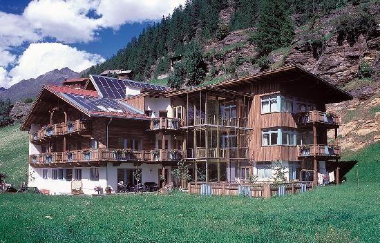 Appartementhaus Landhaus Erich