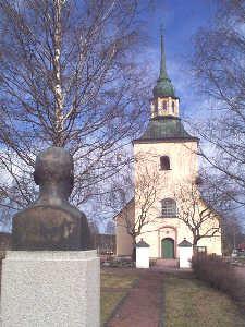 Adventsgudstjänst i Våmhus kyrka