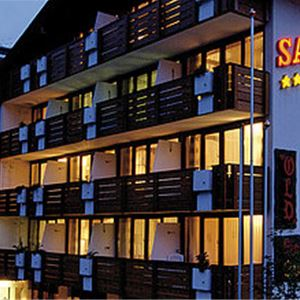 Golfhotel Saaserhof Saas-Fee