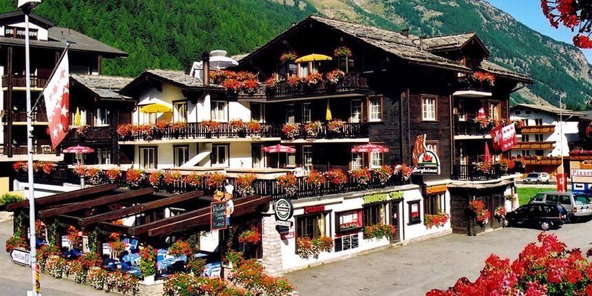 Hotel Bergheimat und Moonlight - Saas-Grund