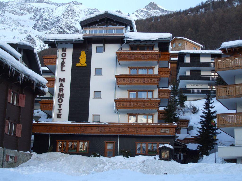 Hotel Marmotte Saas-Fee