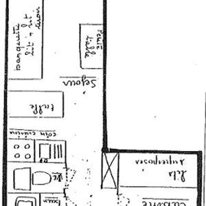 ARCELLE 214 / STUDIO 3 PERSONNES - 1 FLOCON BRONZE - CI
