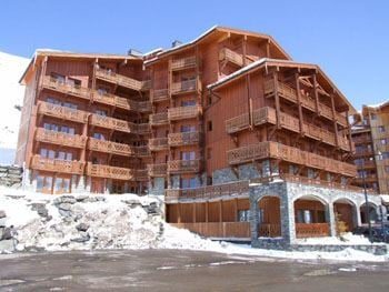 CHALET 6 QUARTIER BALCONS 632 / 3 ROOMS 6 PEOPLE TYPE A GRAND COMFORT CHARM - 4 SNOW FLAKES BRONZE - VTI