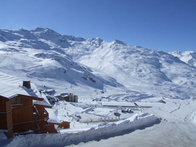 CHALET 6 LES BALCONS 631 / 3 rooms 6 people