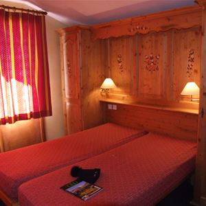 CHALET 6 LES BALCONS 642 / 3 rooms 6 people