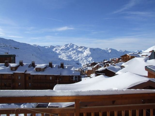 CHALET LE CRISTALLO 2 / 3 rooms 6 people
