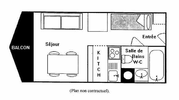 DOME DE POLSET 314 / 1 piece 3 personnes