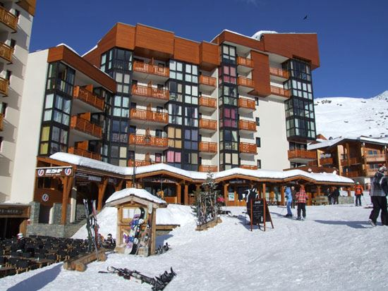 ESKIVAL 414 / 2 ROOMS 4 PERSONS - 3 GOLD SNOWFLAKES - VTI