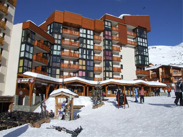 ESKIVAL 509 / APARTMENT 2 ROOMS 4 PERSONS - 4 GOLD SNOWFLAKES - VTI