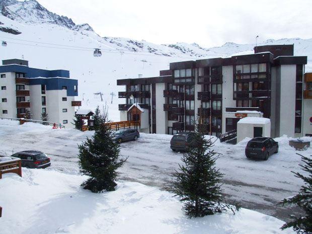 HAUTS DE CHAVIERE A3 / STUDIO 3 PERSONS - 3 SILVER SNOWFLAKES - VTI