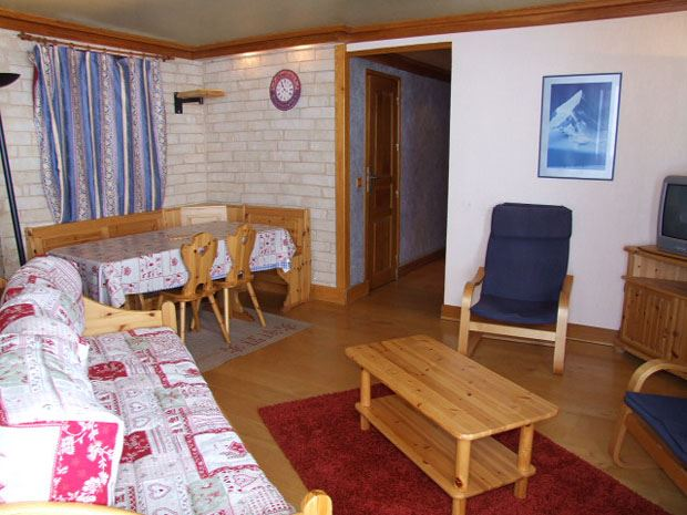 HAUTS DE CHAVIERE 23 / 3 rooms 6 people