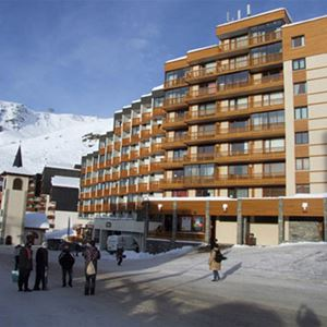 HAUTS DE VANOISE 509 / 1 room 2 people