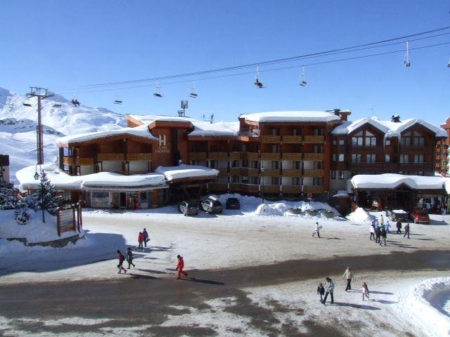 HAUTS DE VANOISE 101 / STUDIO 2 PERSONS - 2 SNOWFLAKES BRONZE - VTI