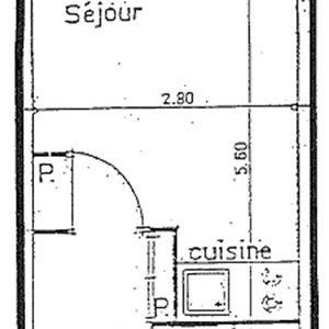 LES HAUTS DE LA VANOISE 311 / 1 piece 2 personnes
