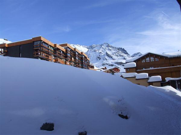 HAUTS DE VANOISE 317 / STUDIO 2 PERSONS - 2 SILVER SNOWFLAKES - VTI