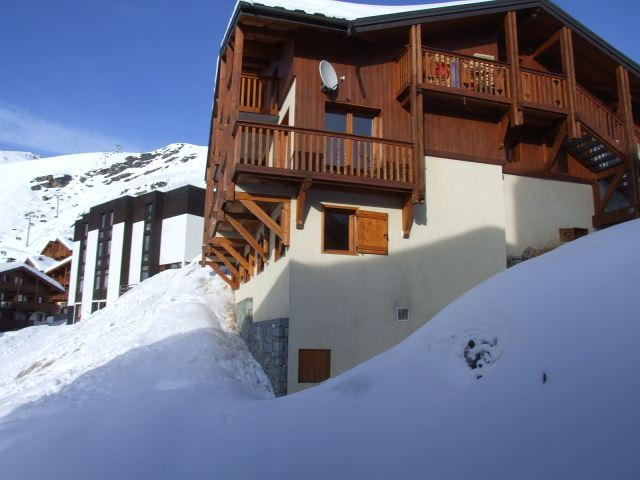 HAUTS DE VANOISE 317 / 1 room 2 people