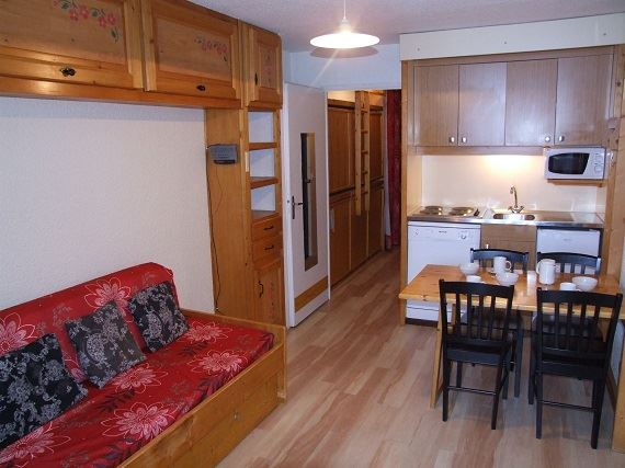 HAUTS DE VANOISE 401 / 1 room 2 people